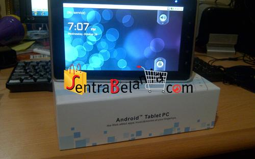 PC Tablet a9 Cortex Dual Core