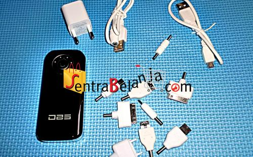 Power Bank Trength Black 6800 mAh