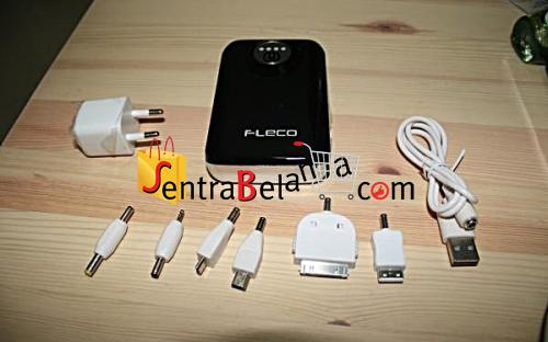 Powerbank Fleco 8400 mAH