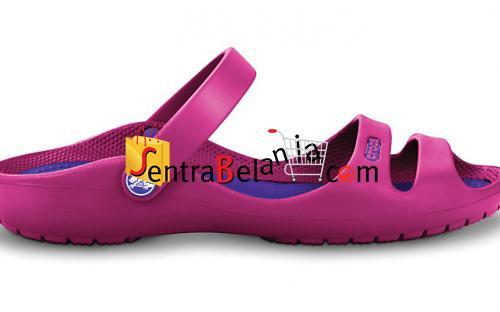 Sandal Crocs Cleo Berry-Ultraviole