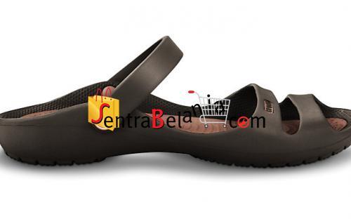 Sandal Crocs Cleo Espresso-Bronze