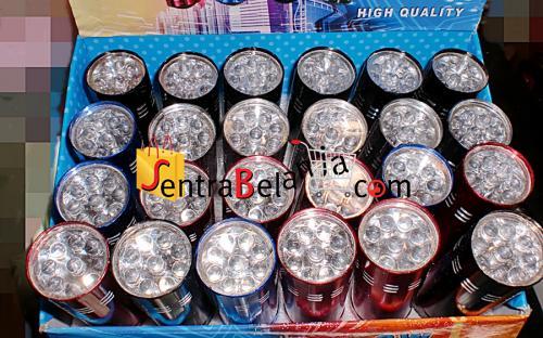 Senter LED Cree Mini 8 LED