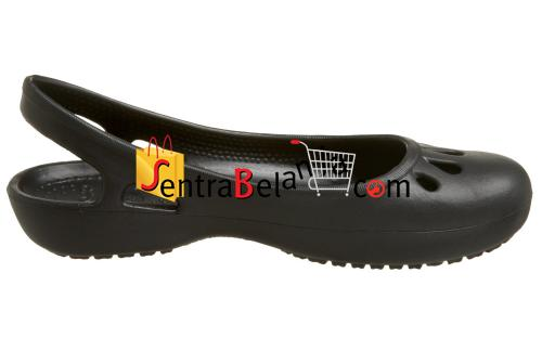 Sepatu Crocs Malindi Black