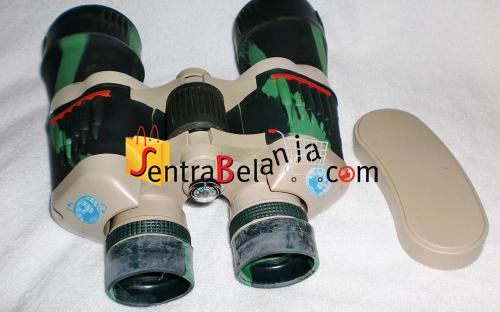 Teropong Breaker Cobra 20x50 8M/988000M (Non Ori)
