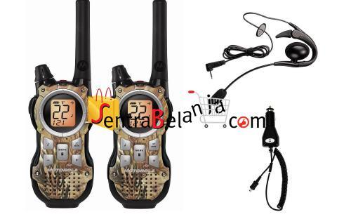 Walkie Talkie Motorola MR356 FRS